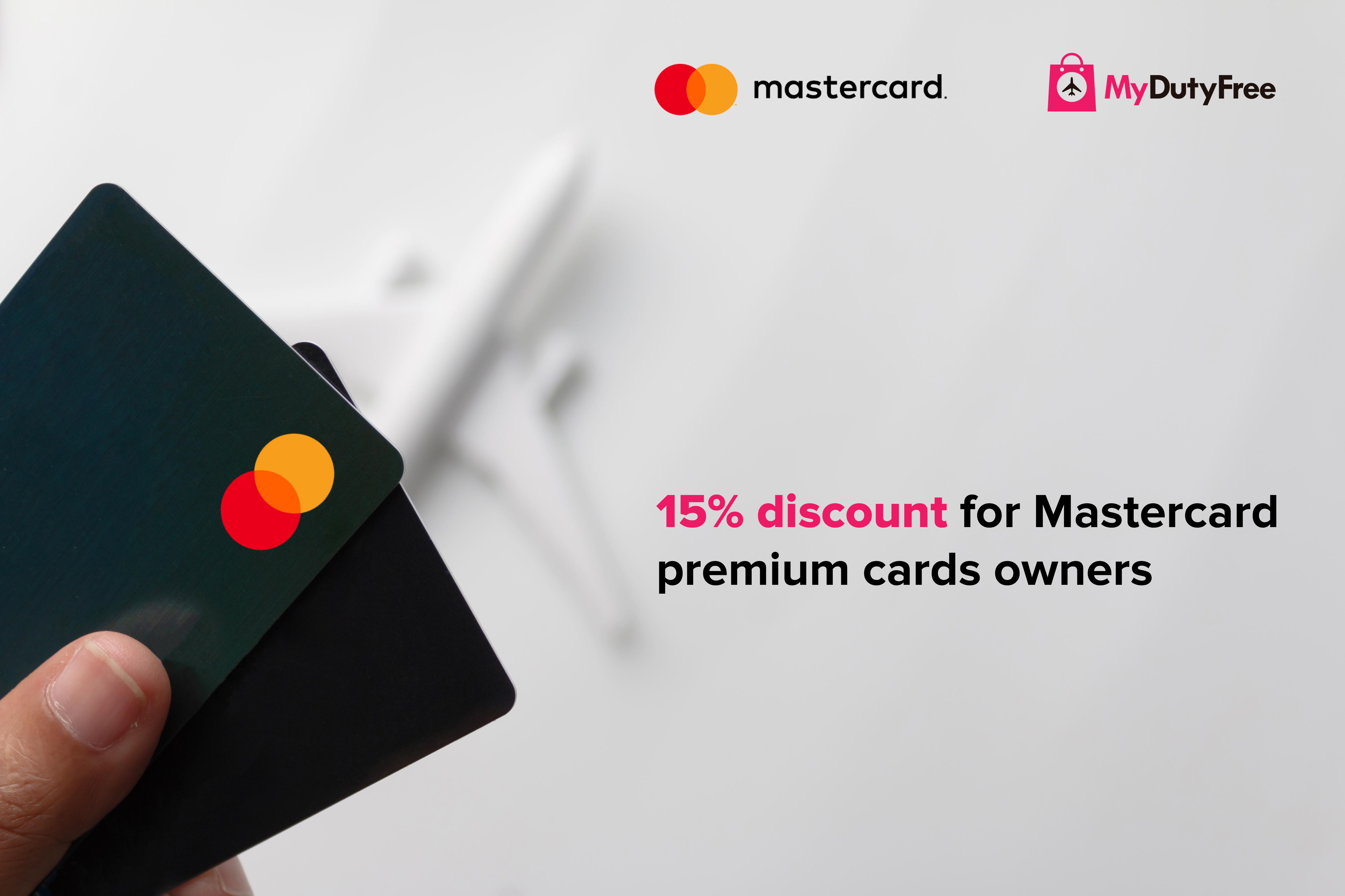 Mastercard discount