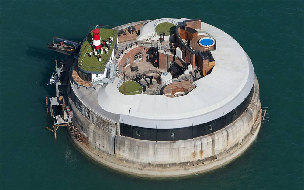 No Man's Fort, Портсмут, Англия