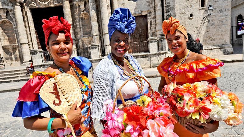 Women's Day in Cuba