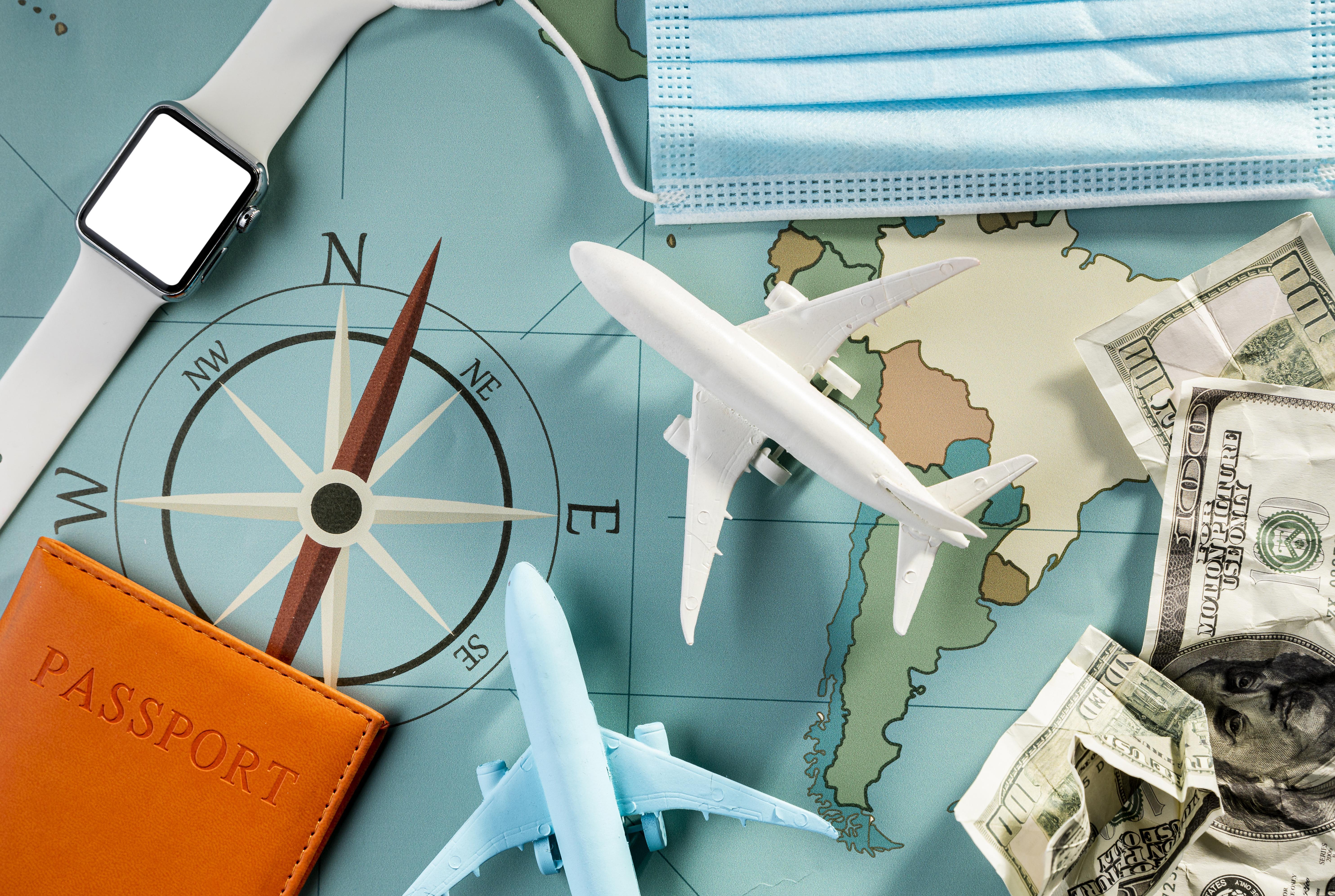 covid 19 tips, travel