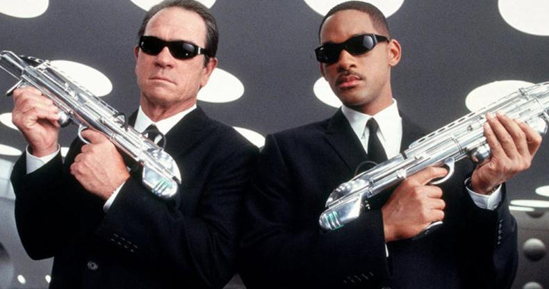 Men in Black Ray-Ban