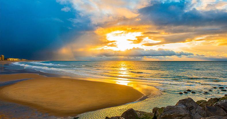 Северное море. Бельгия
