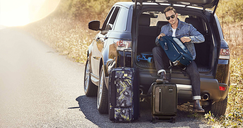 чемоданы Tumi