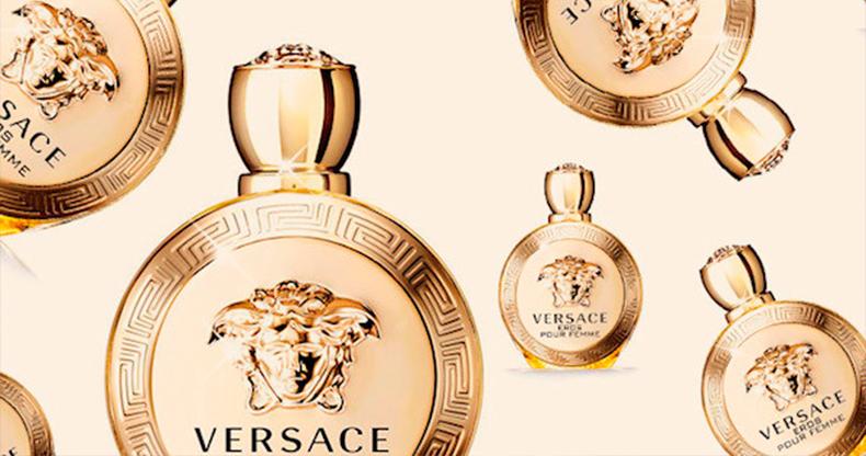 Eros Pour Femme, Versace