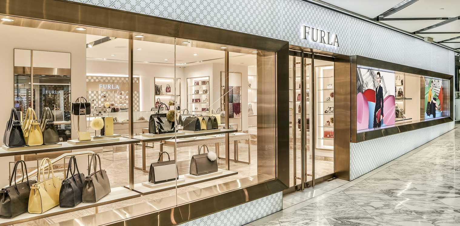 магазины Furla