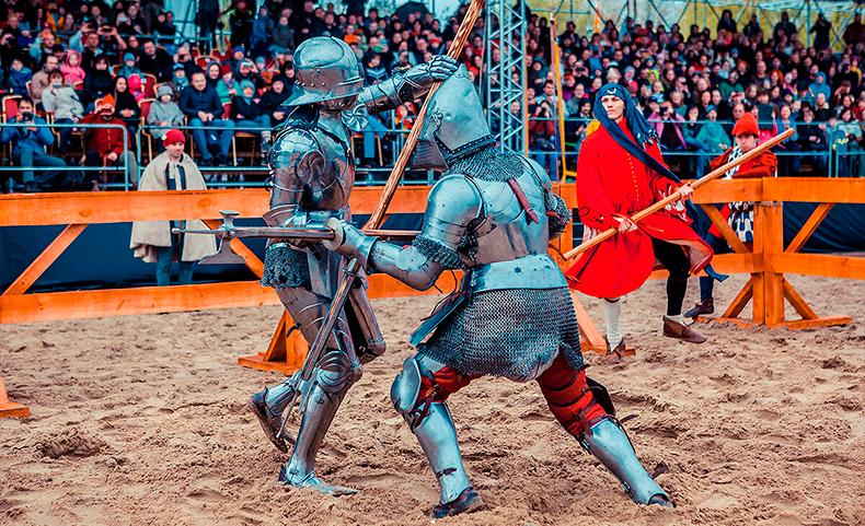 Военно-исторические фестивали