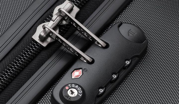 кодовый замок для чемодана