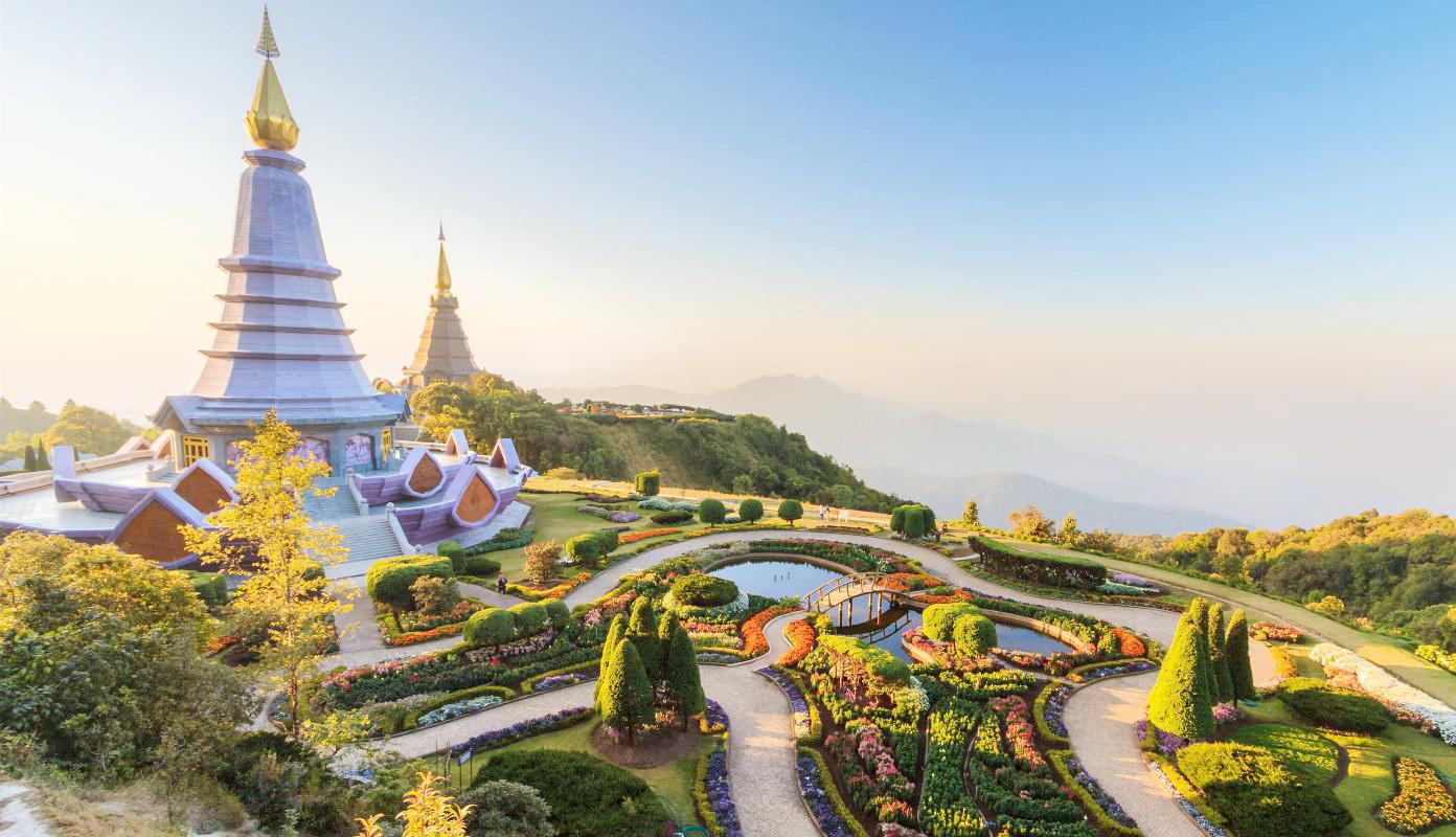 Мае Хонг Сон, Таиланд