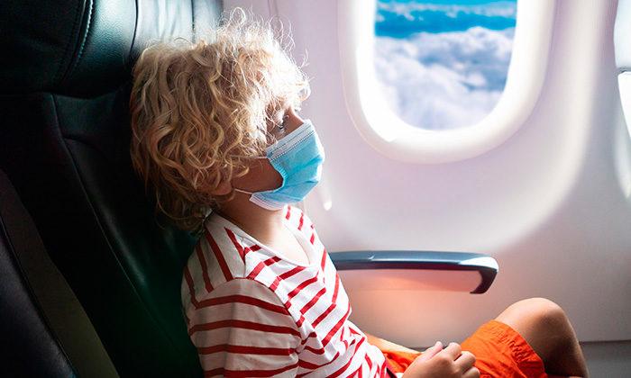 Меры предосторожности во время перелета