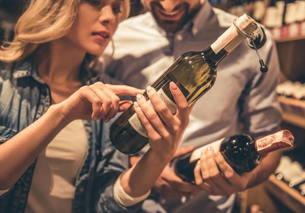 Как выбрать алкоголь в дьюти фри