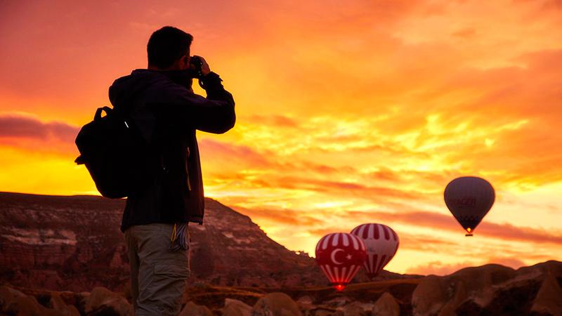 Делайте атмосферные снимки